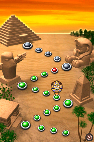 Screenshot Pharaoh's Quest Lite